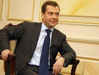 Итоги года Медведев подведет в прямом эфире