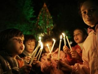 Израиль развернулся к палестинским христианам лицом по случаю Рождества
