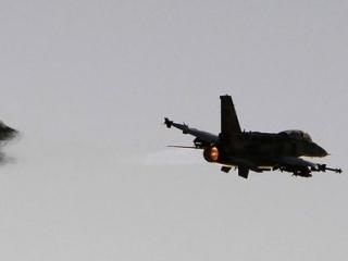 12 израильских истребителей вторглись в небо Ливана