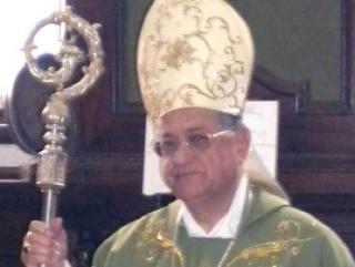 Глава католиков Палестины призвал к миру на Ближнем Востоке