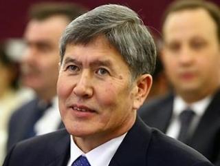 Атамбаев едет в Россию с первым зарубежным визитом на посту премьера Киргизии