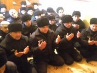 Нижегородским заключенным есть где просить о прощении грехов