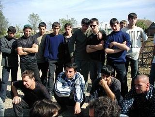 Молодежные группировки с Кавказа ездили в Москву для защиты своих близких