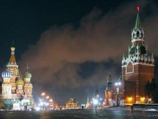 Красную площадь закроют на новогоднюю ночь