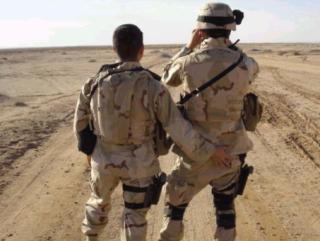 Американское военное командование сомневается в боеготовности солдат-гомосексуалистов