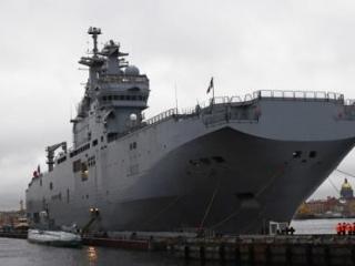 Россия закупит у Франции десантные корабли за 1,4 миллиарда евро