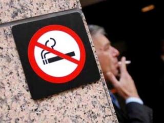 В Таджикистане запретили курить в общественных местах
