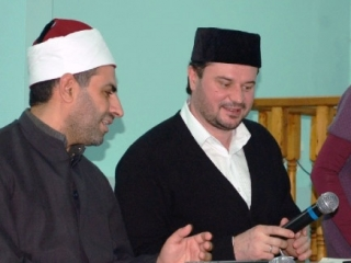 Мусульмане Уфы встретились с шейхами из Египта