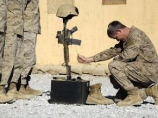 2010 год стал самым смертоносным для войск НАТО в Афганистане