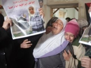 Израильские военные убили палестинскую активистку токсичным газом