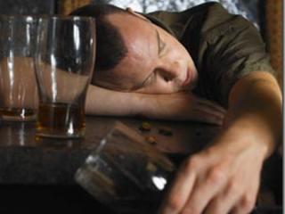 Новогодняя история: Когда жажда алкоголя сильнее жажды жизни