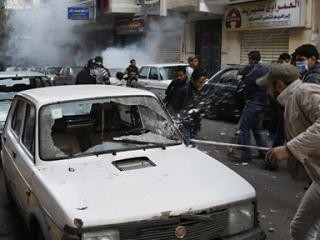 В результате столкновения египетской полиции с христианами имеются жертвы