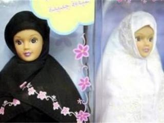 У ливанских детей появилась халяльная кукла Барби