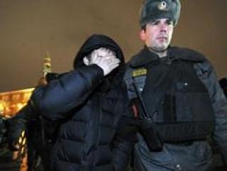 На Манежной площади провели профилактические задержания