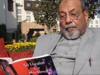 Доктор Ахтар считает, что ничего неисламского в обсуждении секса нет
