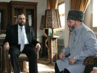 Российская ассоциация исламского согласия и министерство вакуфов Сирии готовят соглашение о сотрудничестве