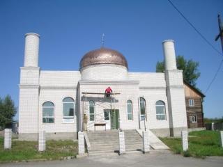 Маленькой общине Алтая — новую мечеть