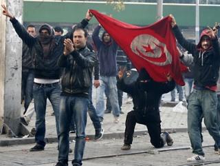 Свергнутый президент Туниса нашел убежище в Саудовской Аравии