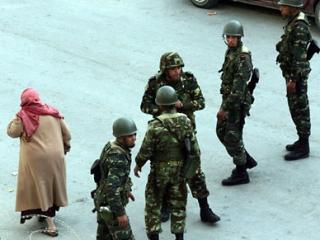 Полиция арестовала главу службы безопасности бежавшего президента Туниса