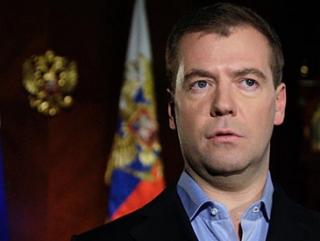 Дмитрий Медведев прибыл на оккупированные палестинские территории