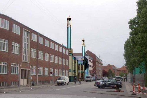 В столице Дании появятся первые мечети