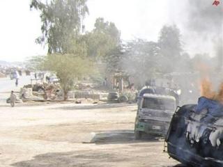 Американские беспилотники убили 5 пакистанцев