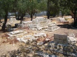 Израильтяне намерены снести мусульманское кладбище в Иерусалиме