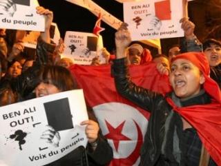 """""""Его пример другим наука"""" или предупредительный сигнальный звонок  Туниса для мусульманских режимов"""