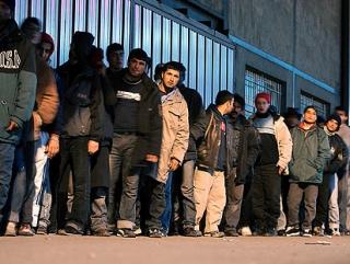 В Афинах иммигранты захватили университет и начали голодовку