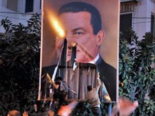 Режим Мубарака зашатался