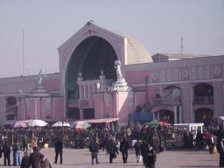 Для предотвращения «экстремизма» на базарах Таджикистана установят видеонаблюдение