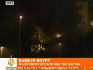 Армия Египта в раздумье