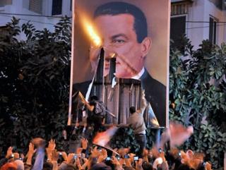 Египет охвачен масштабной акцией гнева