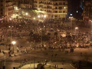 Израиль обеспечил Египет оружием для борьбы с демонстрантами