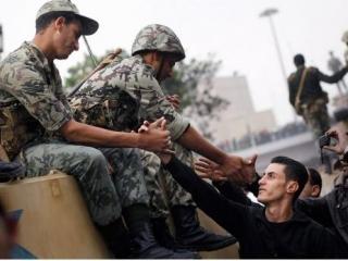 """В Каире на завтра намечен """"Марш миллиона мужчин"""""""