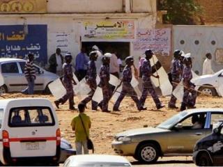 В Судане начались студенческие волнения