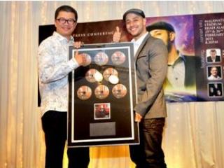 """""""Thank You Allah"""" стал самым продаваемым альбомом в Малайзии за последние 10 лет"""