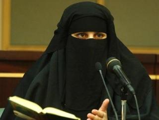 Нижнесаксонским чиновницам запретили носить никаб
