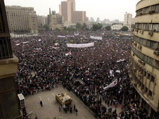 Обострение ситуации в Египте может спровоцировать новый мировой кризис
