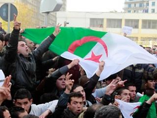 Несмотря на запрет властей оппозиция вывела на улицы города своих сторонников