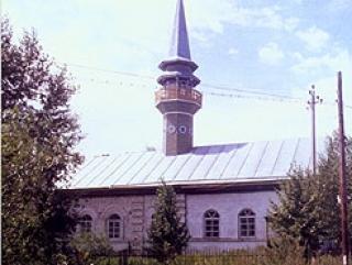 Мечеть с. Ерыклы в Новошешминском районе