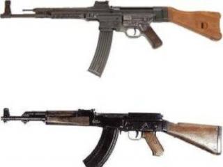 Калашников признался, что создал АК-47 с помощью Шмайссера