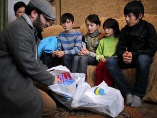 """Фонд """"Солидарность"""" перечислил малоимущим семьям поселка Сулак закят на сумму 140 тыс руб."""