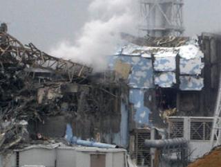 Разрушенный реактор