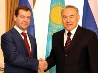 Президенты рф и казахстана не обойдут