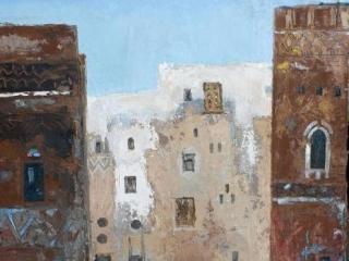 Йемен глазами дагестанского художника
