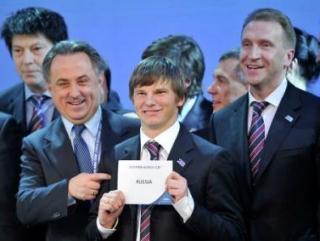 Матчи ЧМ  по футболу проведут в Дагестане?