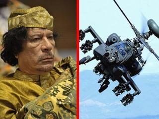 Каддафи и НАТО: какое из двух зол худшее?