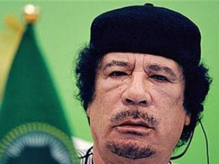 """Каддафи отверг """"сумасшедшие"""" условия по перемирию с повстанцами"""
