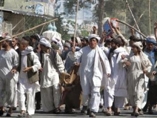 Сожжение Корана в США отозвалось волнениями в Кандагаре